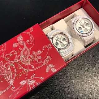 🚚 🎁 Couple WAtch 2018 Limited Edition LOV-18A-1 , G-SHOCK , g-shock , G-SHOCK , gshock , Casio , CASIO , casio