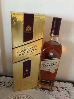 Johnny Walker Gold Label Reserve