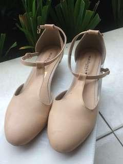 Amanda Jane's Shoes by BEBOB Shopie Camel