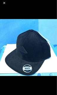 Penshoppe Varsity Cap - Black with Logo