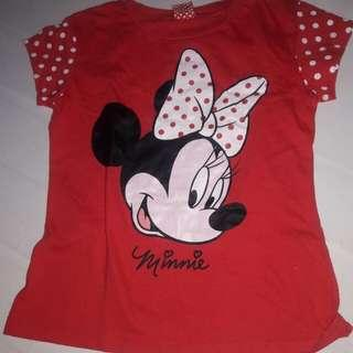 Original mickey mouse blouse