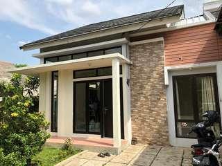 Disewakan rumah di purigading residence 2 depok/cibubur