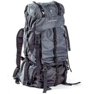 Sandugo Mckinley Hiking Backpack Bag 60L