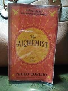 "The 25th Anniversary Edition of Paulo Coelho's bestseller, ""The Alchemist"""