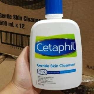 Cetaphil Gentle Skin Celanser 500ml