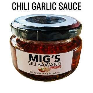 Mig's Sili Bawang (Chili Garlic Oil)