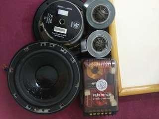 DLS R6A audio speaker