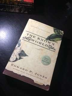 Preloved. The Known World by Edward P Jones