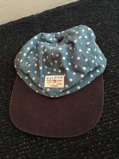 Huffer cap