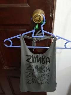 Pre-loved  Orginal Zumba Top