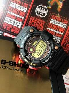 🚚 🐸Frogman G-Shock 35th Anniversary Magma Ocean Series Limted Edition GWF1035F-1JR frogman , gshock , g-shock , G-SHOCK , Casio , CASIO , Casio