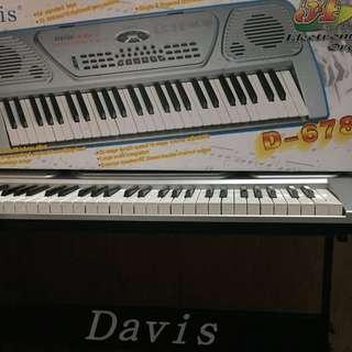 Davis Keyboard 54 Keys