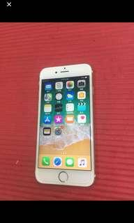 iPhone6.16G.plus.金色.無刮傷.95新