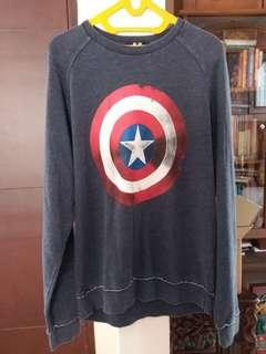 Marvel Captain America sweater