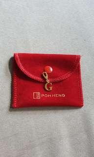 916/22k Poh Heng Pendant/Charm
