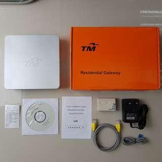 New TM Internet Unifi Stremyx Wifi Router