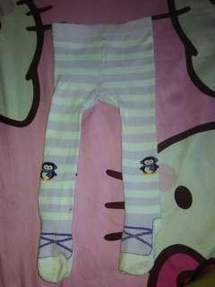 Legging baby pinguin