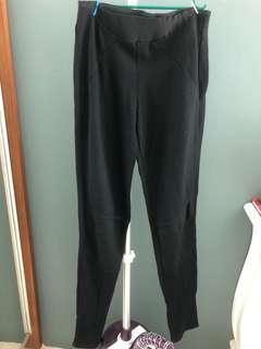 Sale ZARA black legging size XS