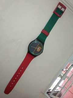 Swatch Maxi wall clock