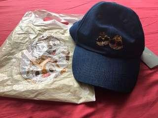 日本迪士尼直送✈️Chip&dale 牛仔帽
