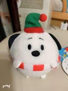 聖誕snoopy公仔