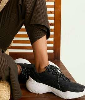 MANGO Sneakers Not Fila disruptor