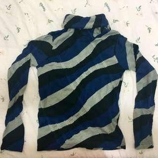 長袖薄冷衫 long sleeve thin sweater