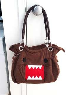 Domo Kun Plush Handbag
