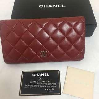 Chanel Porte Yen Wallet