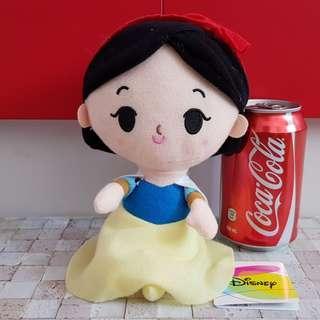 Disney Snow White Plush caught from Claw Machine