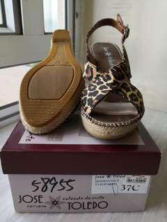 女裝靴,涼鞋,共3對