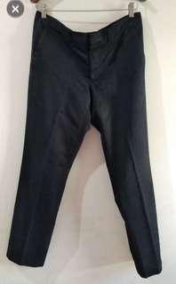THE EXECUTIVE FORMAL PANTS BLACK