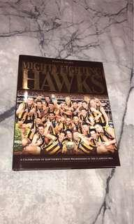 Mighty fighting hawks book