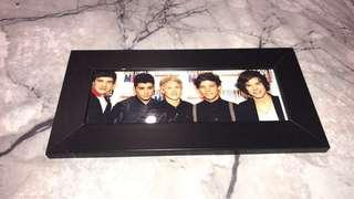 One direction framed picture