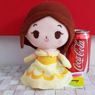 Disney Belle Plush caught from Claw Machine