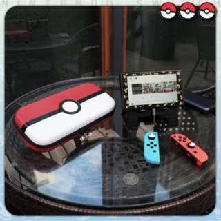 PO Pokemon Switch Nintendo Pouch