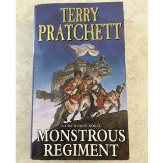 Terry Pratchett; Monstrous Regiment
