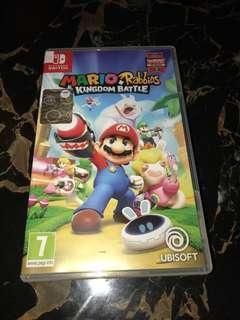 Mario + Rabbids Switch