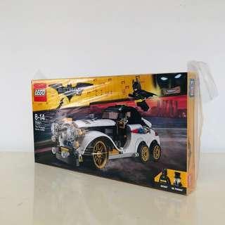 LEGO 70911 BATMAN MOVIE PENGUIN ARCTIC ROLLER