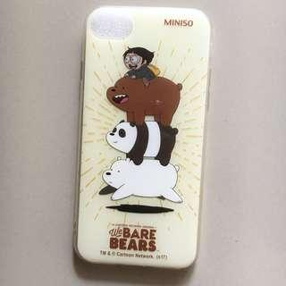 We Bare Bears Case Iphone 7