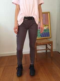 Dotti army green pants
