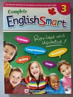 English Smart P. 3 補充練習 英文