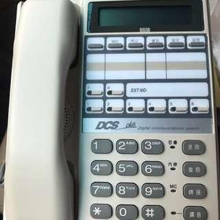 Since1995--通航TONNET TD-8315D顯示話機--
