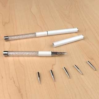🚚 8 pcs Dotting Tool Crystal Pen