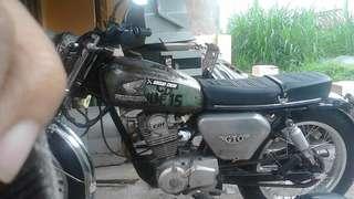 Motor honda GL max series