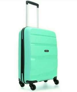 """[Brand New] American Tourister Hand Carry 55cm 20"""" Spinner Luggage"""