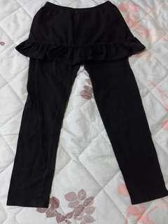 litva 女童 長褲 二件一組$150
