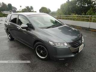 Cheapest Long Term Rental Honda Odyssey 2.4A