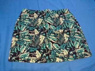 Skirt rok mini h&m