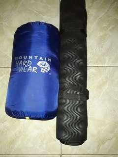 Paket Sleeping Bag 3 Layer + Matras Spon